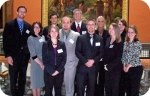 Model Illinois Government (MIG) competitive team, coached by Matt Lees