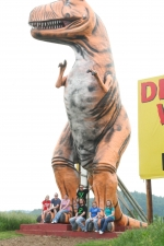 2011 Dinosaur World