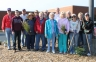 Local garden clubs and friends replant at SIC.