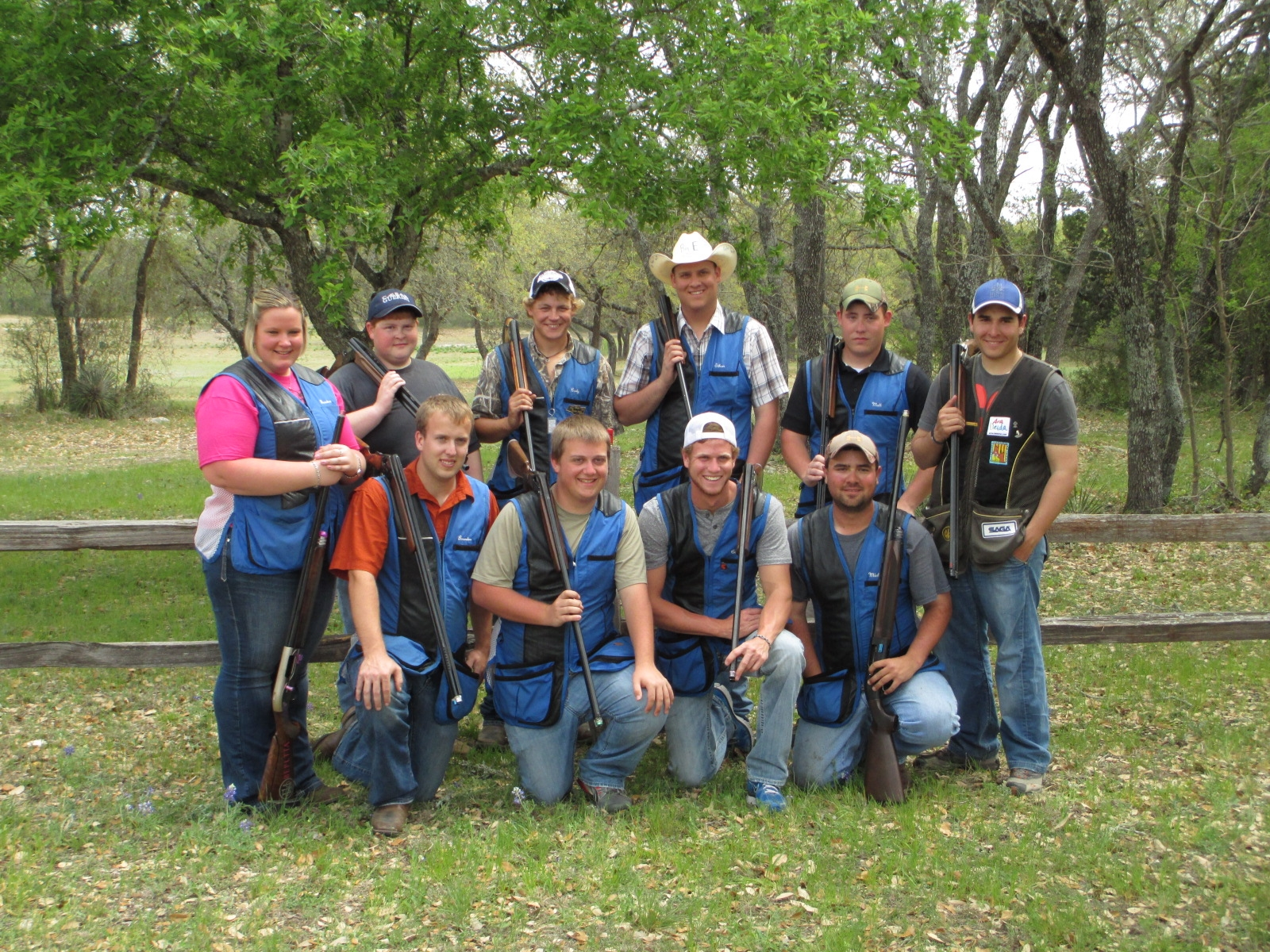 Sic Shotgun Team Places Second At National Clay Target