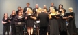 The SIC Community Choir performs at a recent Spring Concert.