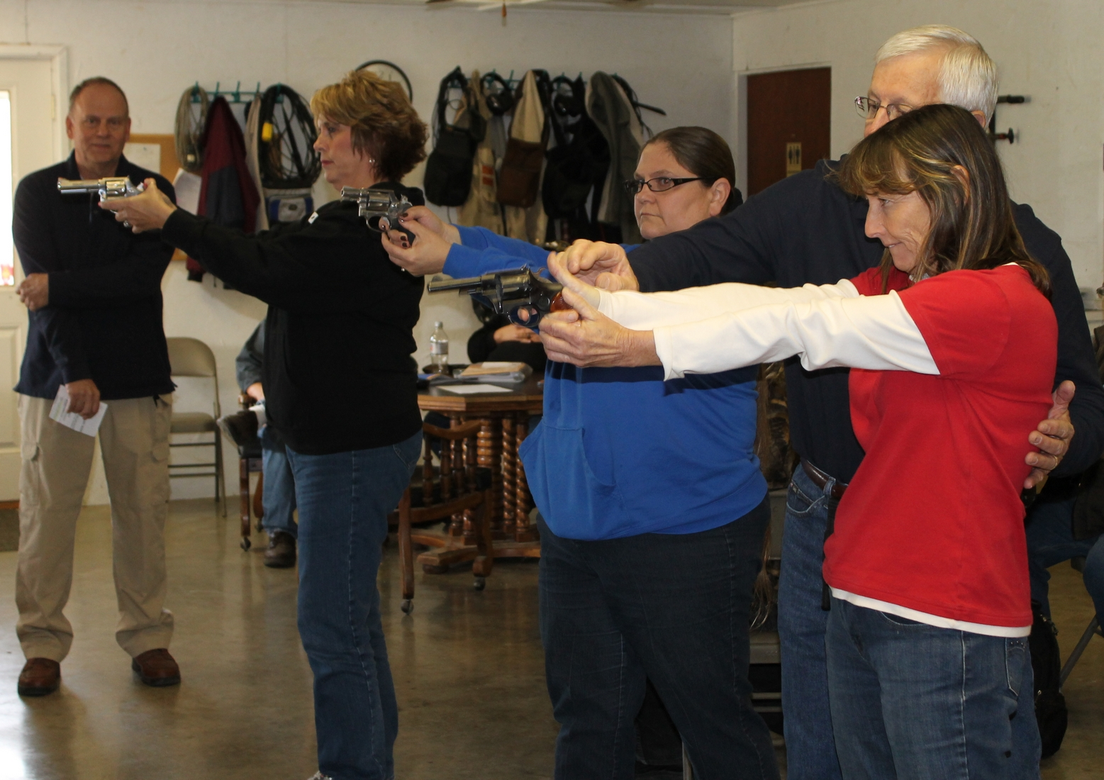SIC Hosts Illinois Concealed Carry Classes