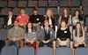 Carmi- White County High School won the high overall award for the top scoring team at the SIC Business Skills Competition.  Pictured (not listed in order) are Madison Botsch, Hadyn Browning, Chaselyn Craig, Peyton Frymire, Chance Hamblin, Dakotah Mullins, Peyton Roedder, Scott Sanders, Brianna Stocke, Hailey Winkelman and Faye Yang.