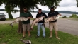 Winning second place in the SIC Bowfishing tournament was the team of Cole Whitehead, Chaney Crowell and Wayne Swim. (Not pictured in order.)
