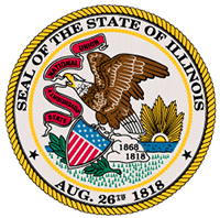 Illinios State Seal