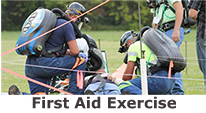 Mine Rescue First Aid