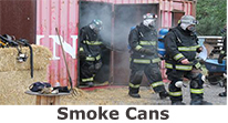 Mine Rescue Smoke Cans
