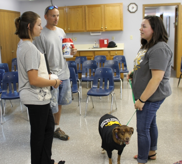 Sic And Rlc Offer Joint Vet Assistant Program
